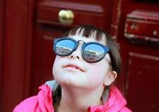 härlig flickastående Royaltyfri Bild