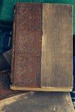 Härlig forntida bok Royaltyfri Foto