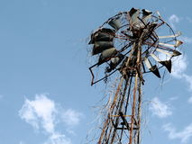Härlig gammal Windmill Royaltyfri Foto