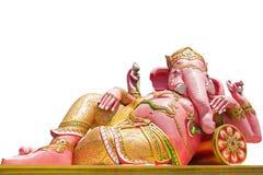 Härlig Ganesh staty Royaltyfri Foto
