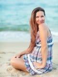 Gravid kvinna royaltyfria foton