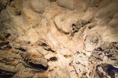 Härlig grotta i Bulgarien Arkivfoton