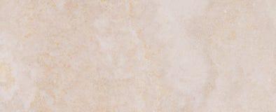 Härlig hög specificerad marmorbakgrund Beige marmor med den abstrakta naturliga modellen arkivbild