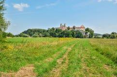Härlig historisk kloster Royaltyfria Bilder