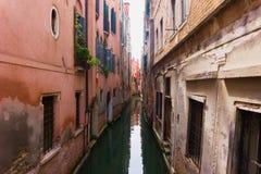 Härlig Ilya stad Venedig i sommaren arkivbild