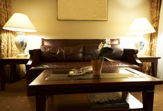 härlig interior Royaltyfri Fotografi