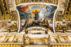 härlig interior Royaltyfri Bild