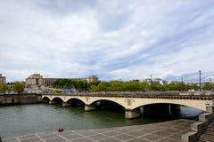 Härlig invallning i Frankrike, Paris Royaltyfri Foto
