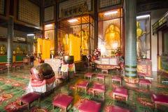 Härlig kinesisk tempel för Kek Lok SItempel i Penang Malaysia royaltyfri bild