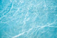 Härlig klar undervattens- yttersida Arkivfoton