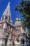 Härlig kyrka Royaltyfri Fotografi