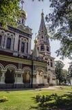 Härlig kyrka Royaltyfria Foton