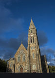 Härlig kyrka i Irland Arkivbilder