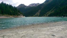 härlig lake Royaltyfria Foton