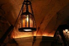 härlig lampa Royaltyfria Bilder