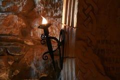 härlig lampa Fotografering för Bildbyråer