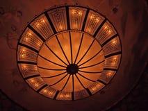 härlig lampa Arkivfoto