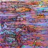 Härlig lycklig abstrakt bakgrund med skuggor av blått, guling, Royaltyfri Foto