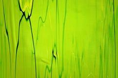 Härlig, mjuk, varm unik grön bakgrund Arkivfoto