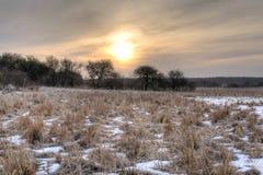 Härlig morgon Arkivfoto