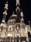 härlig moské Royaltyfri Fotografi