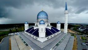 Härlig moské i världen Arkivfoton