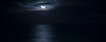 härlig natt arkivfoton