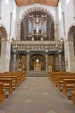 Härlig organ-loft Royaltyfri Foto