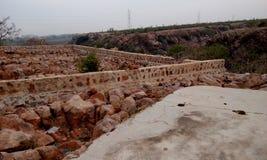Härlig plats av Badkal Arkivfoton