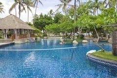 Härlig plats och natur i Bali, Indonesien Royaltyfri Bild