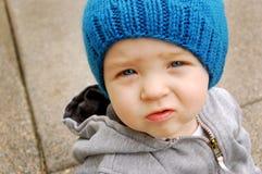 härlig pojke Fotografering för Bildbyråer