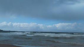 Härlig Portrush strand royaltyfri fotografi