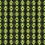 Härlig sömlös östlig mattgarneringmodell, abstrakt prydnad av rundan och fyrkant eller rombbeståndsdelar Texturbackgen Royaltyfri Foto