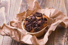 Härlig söt muffin Royaltyfri Fotografi