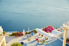 Härlig Seascape Royaltyfri Bild