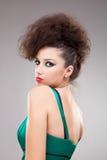 Härlig sexig modemodell Royaltyfria Foton