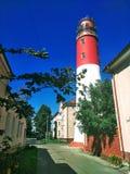 Härlig sikt av Kaliningrad Ryssland arkivfoton