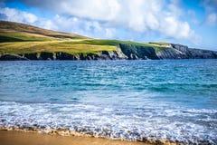 Härlig sikt på Shetlands Royaltyfri Foto