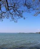 Härlig sjö Balaton Royaltyfria Bilder