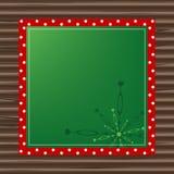 härlig snowflake för bakgrund Arkivfoto