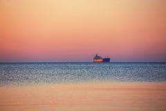 Härlig soluppgång Fotografering för Bildbyråer