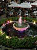 Härlig springbrunn Royaltyfria Foton