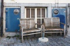 _ Härlig stadsherre Arkivbilder