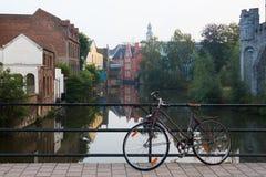 _ Härlig stadsherre Fotografering för Bildbyråer