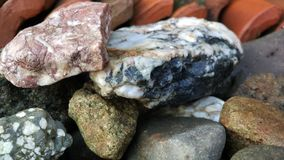 Härlig sten Arkivbilder