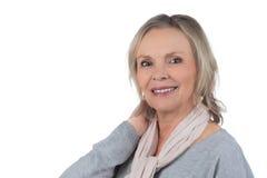 Härlig 50-talkvinna Arkivbilder