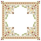 Härlig texturerad gränsram Royaltyfria Foton