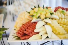 Härlig thailändsk frukt Royaltyfria Bilder