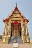 Härlig thailändsk tempel Arkivfoton