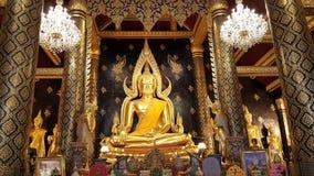 Härlig thailändsk wat Royaltyfri Fotografi